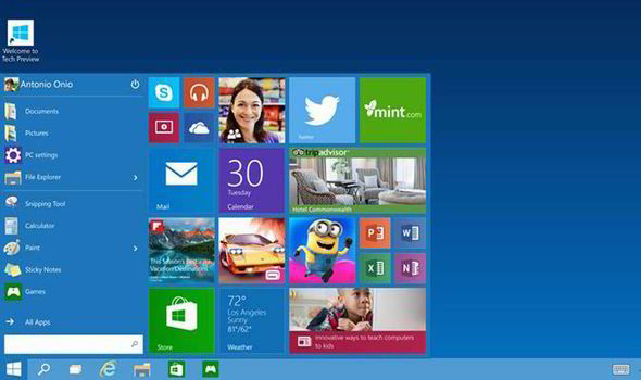 windows-10-start-button-and-menu1